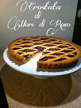 crostata di more di rovo