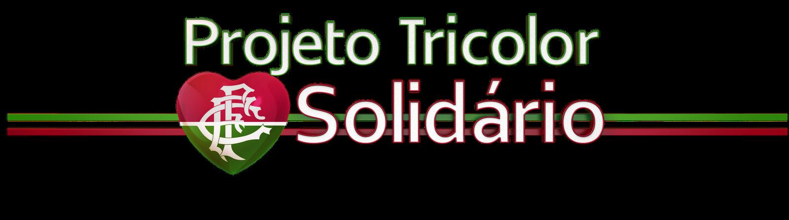 Projeto Tricolor Solidário