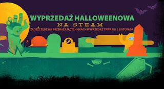 Steam Halloween Wyprzedaż