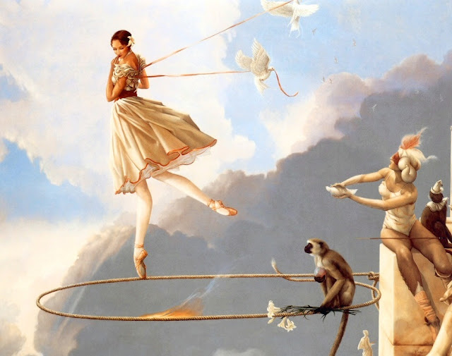 Inner World,Micheal Parkes,art