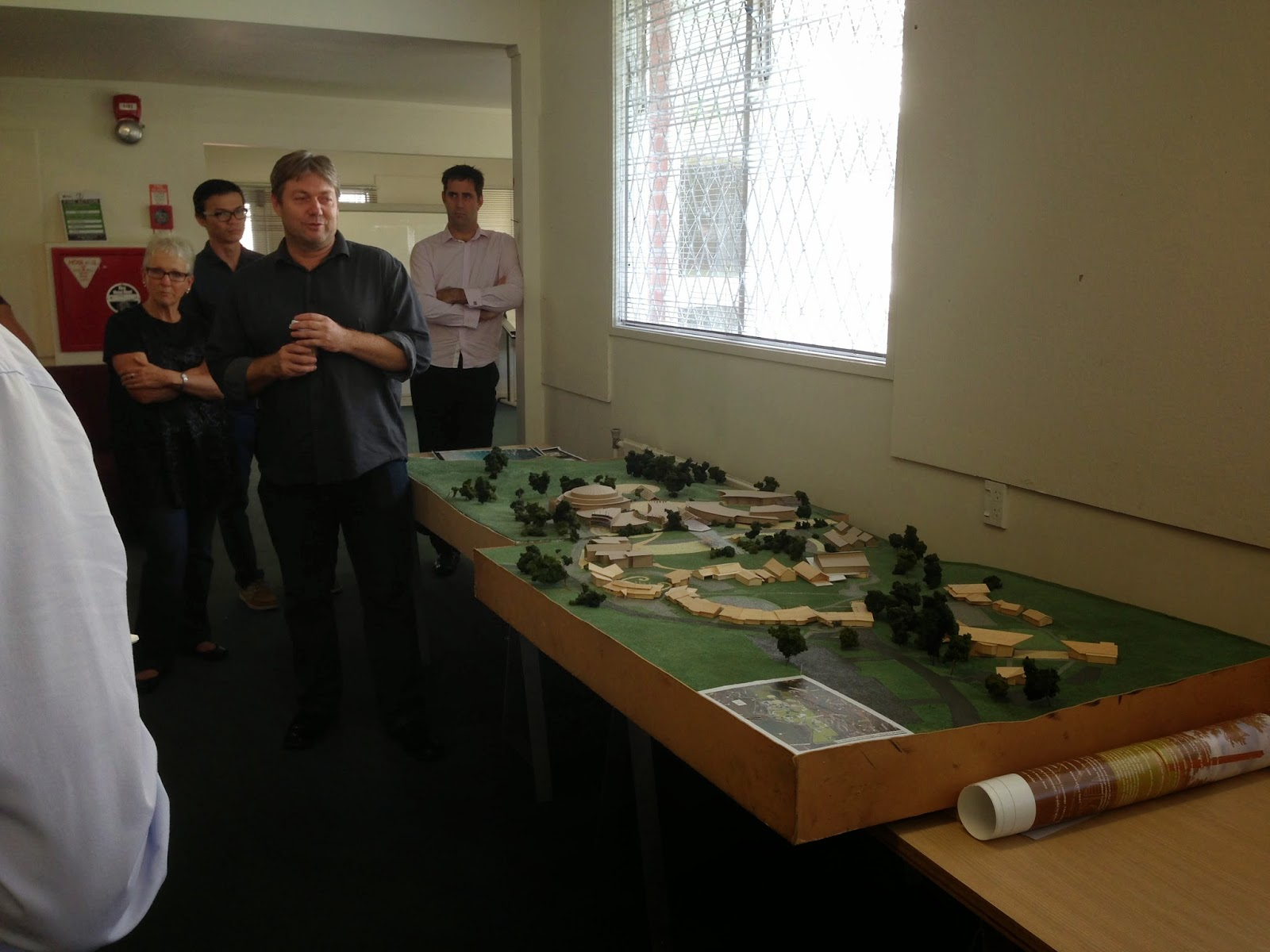 Master By Project Landscape Architecture FCIB UNITEC April Workshop