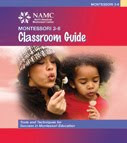 NAMC montessori preschool environment daily preparation routines tips planning classroom guide