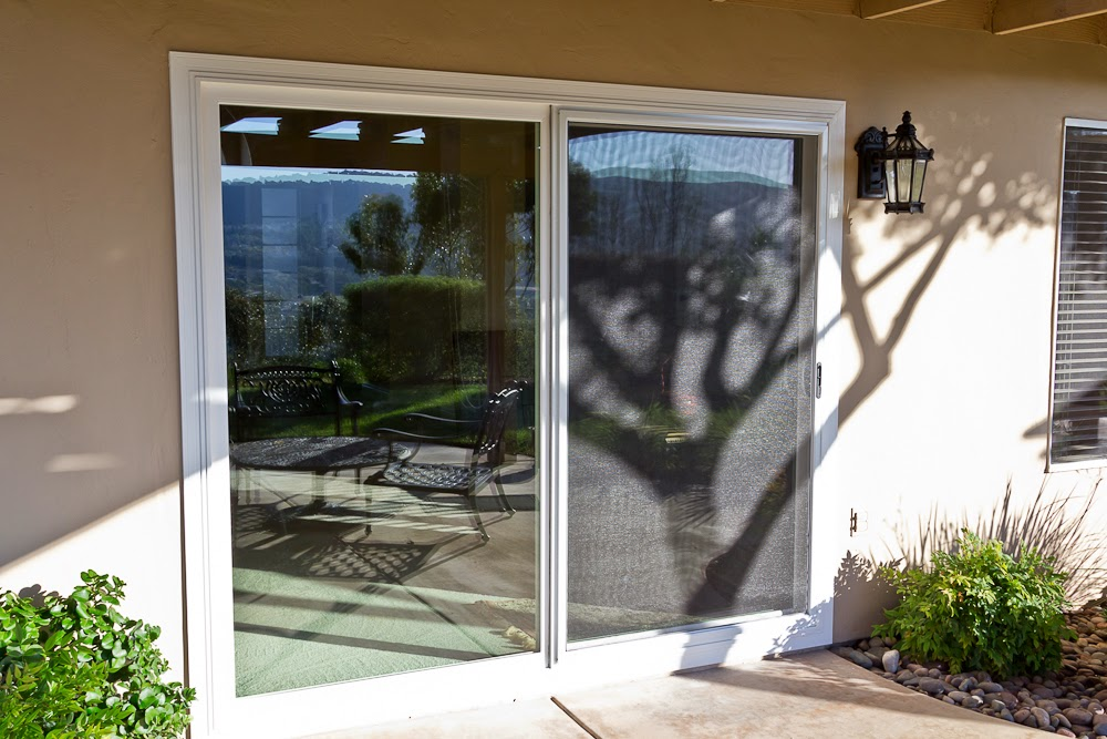 The fabulous nice design sliding screen door wallpapers for Nice sliding glass doors