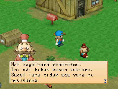 System requirement Harvest Moon Back To Nature Bahasa Indonesia + - :