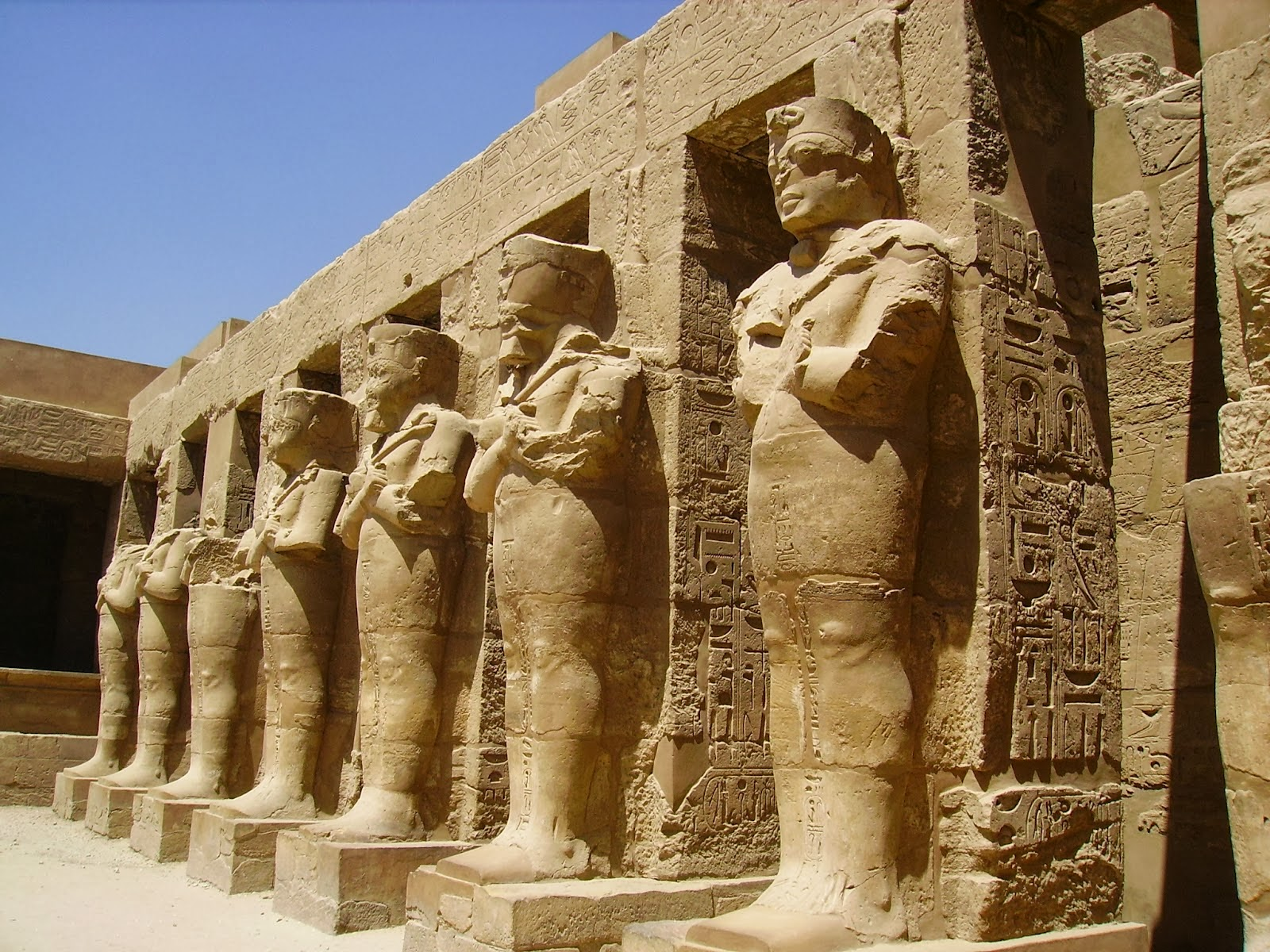 Karnak Temple, Egypt – Facts, History, Location, Entrance Fee