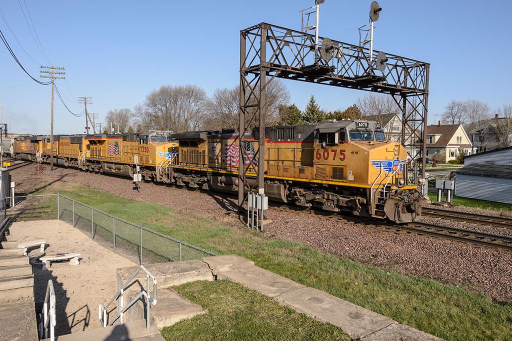 Rochelle Railroad Park