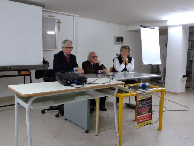 LE LEZIONI ALLA FORMED SCUOLA DI ALTA FORMAZIONE IN CRIMINOLOGIA CON L' AVV. GIUSEPPE GAROFALO