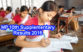 MP 10th Supplementary Result 2015 Announce on this week, MPBSE 10th Supplementary Examination Result 2015, MP Board Class 10 Supplementary July 2015 Results, Madhya Pradesh HSC 10th Supplementary Exam Result 2015, MPBSE Xth HSC Supplementary Result 2015 Marks Sheet