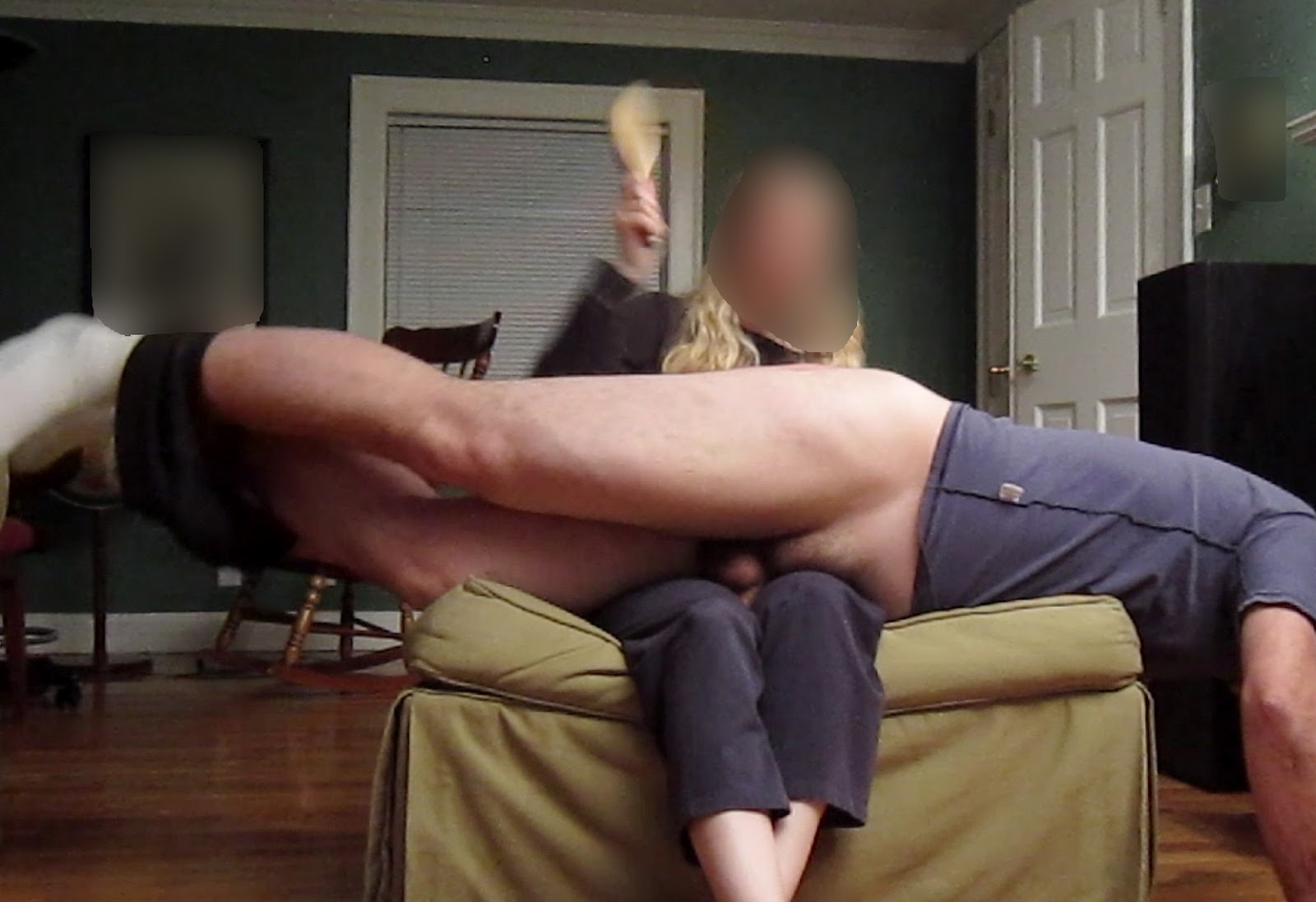 Strict Julie Spanks!: An Epic Spanking for my Husband