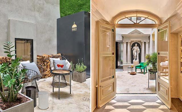 Casa Ellul hotel con encanto en La Valetta