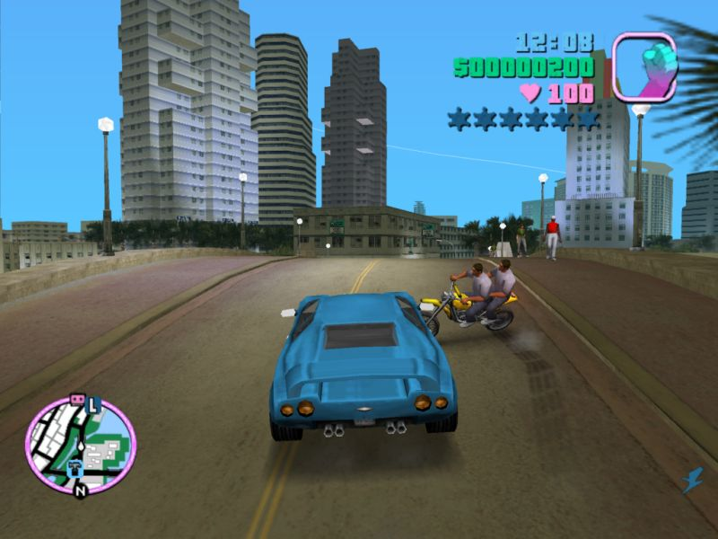 Grand Theft Auto: Vice City (2003/Rus/Eng/PC)