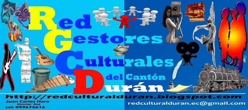 Red de Gestores Culturales del Cantón Durán