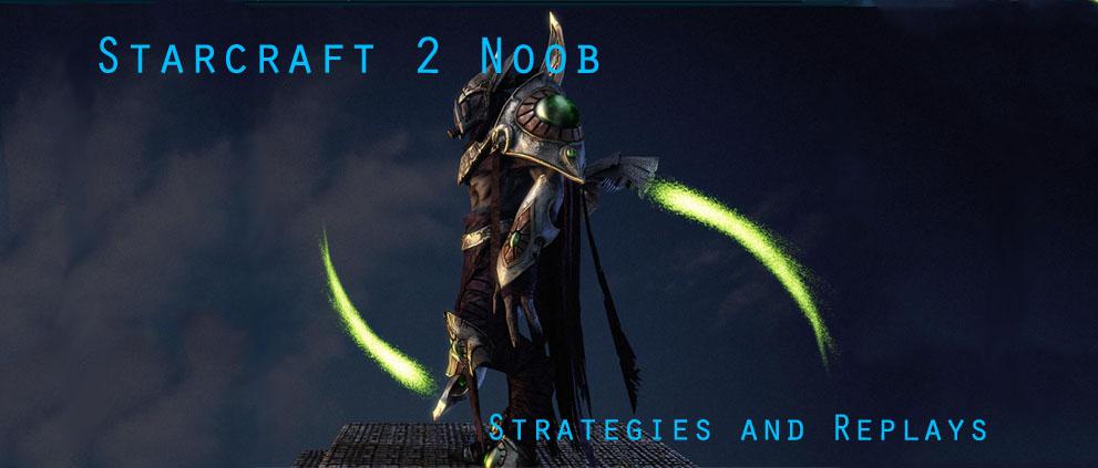 Starcraft 2 Noob
