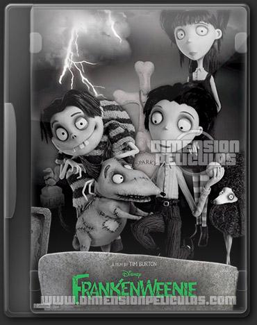 Frankenweenie (DVDRip Español Latino) (2012)