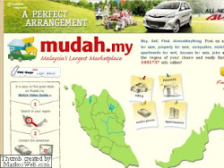 Find me at mudah.my
