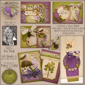 Love & Happinest Card Kit