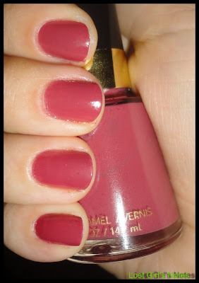 Revlon Teak Rose swatches and review