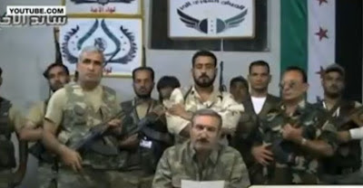 la proxima guerra ejercito libre sirio rebeldes se trasladan de turquia a siria