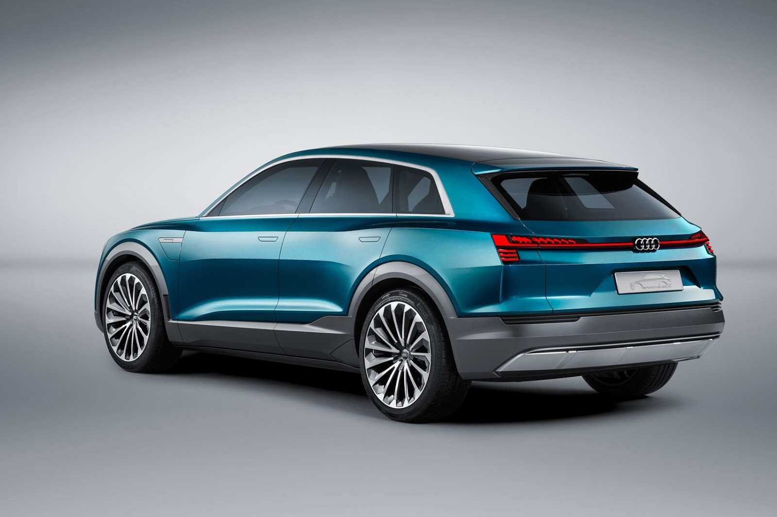4 new audi electric suv audi e tron quattro rival tesla model x
