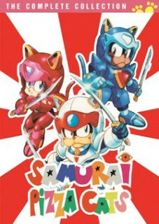 Samurai Pizza Cats (2016)