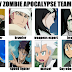 Bleach meme my Zombie apocalypse Team
