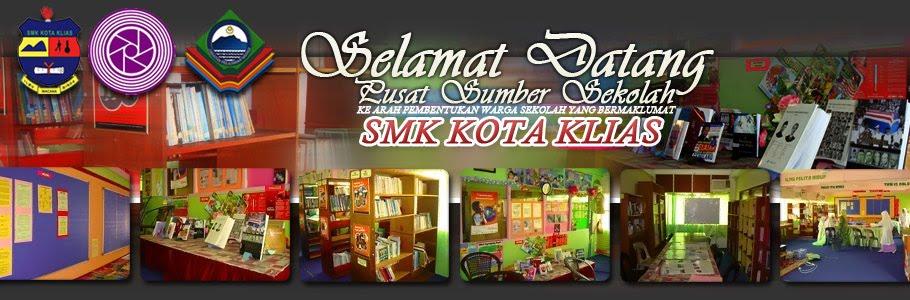 Pusat Sumber SMK Kota Klias