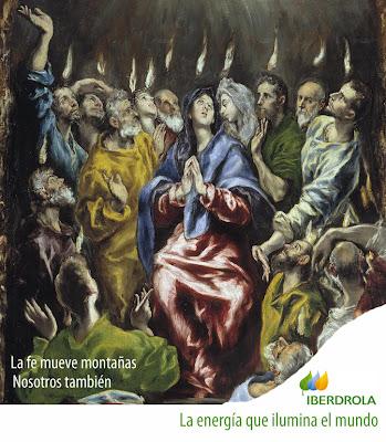 El Greco, Iberdrola