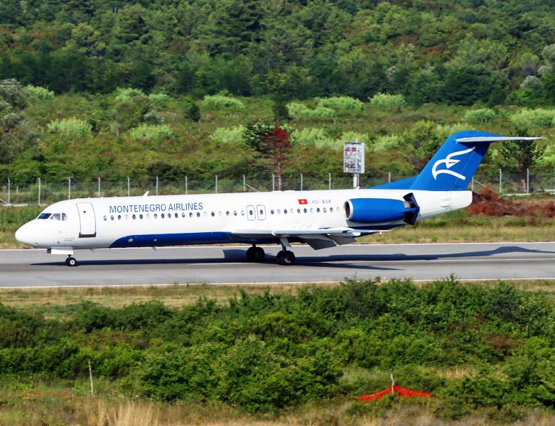 5 card montenegro airlines podgorica