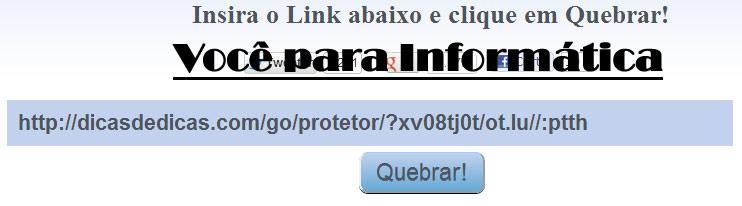 Baixar Programa Quebrador De Link