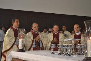 """Abertura do """"Ano da Fé"""" na Arquidiocese da Paraiba"""