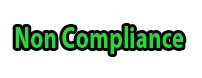 GLOBAL NON-COMPLIANCE