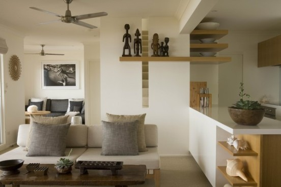 Imbiancare casa idee idee per imbiancare le pareti di un for Apartamentos decoraciones modernas