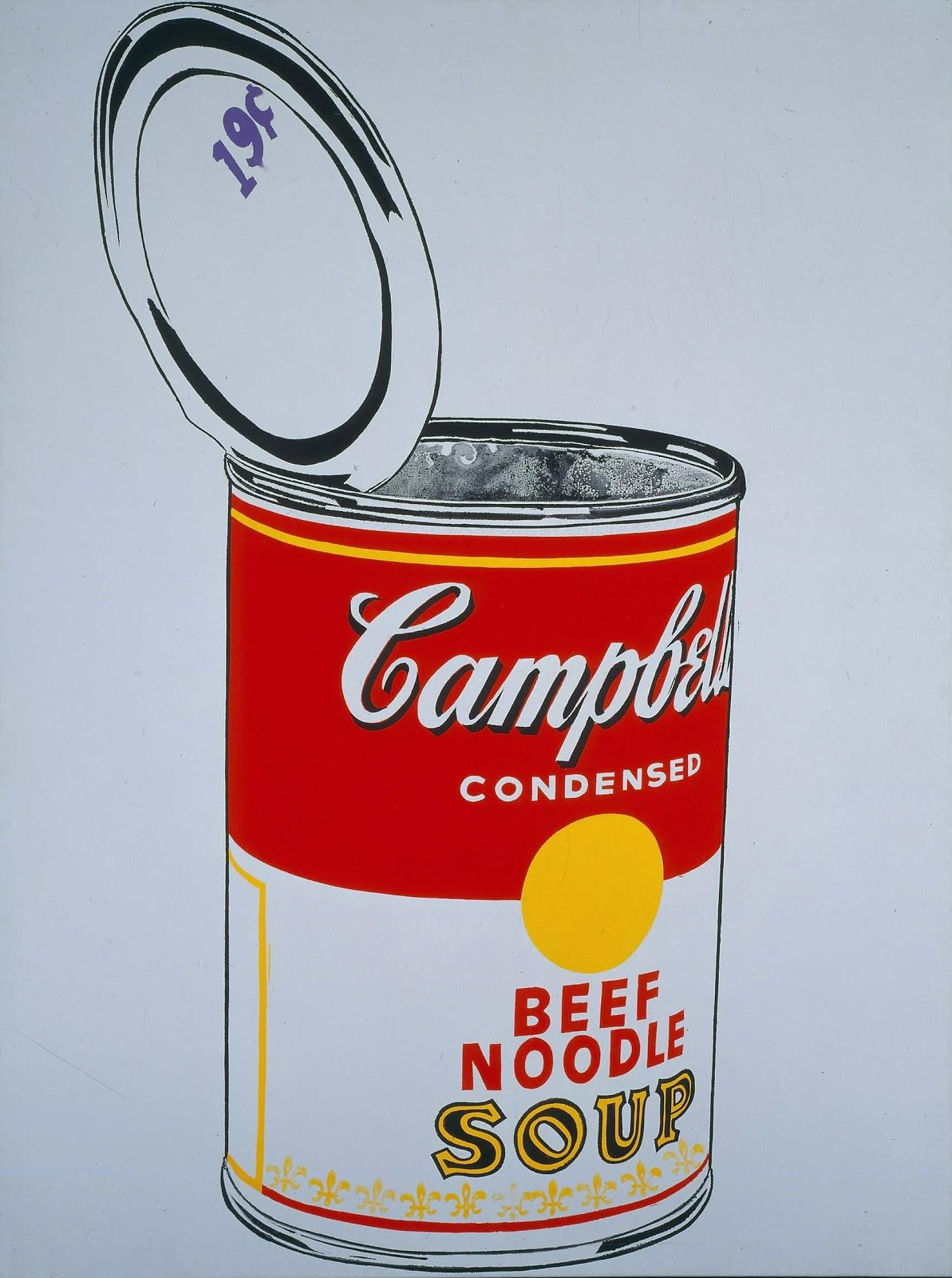 andy warhol campbell s soup can andy warhol: campbell's soup cans, 1962 introduction: campbell's soup cans est une œuvre d'art créée en 1962 par andy warhol elle est actuellement au moma son créateur, est né le 6 août 1928 et est mort le 22 février 1987.