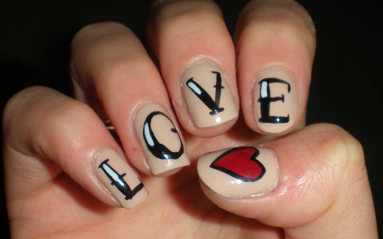 AAH nails!: Love/Hate