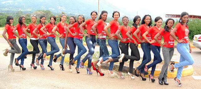 Shindano la kumtafuta Miss Tabata 2013 linafanyika leo katika ukumbi