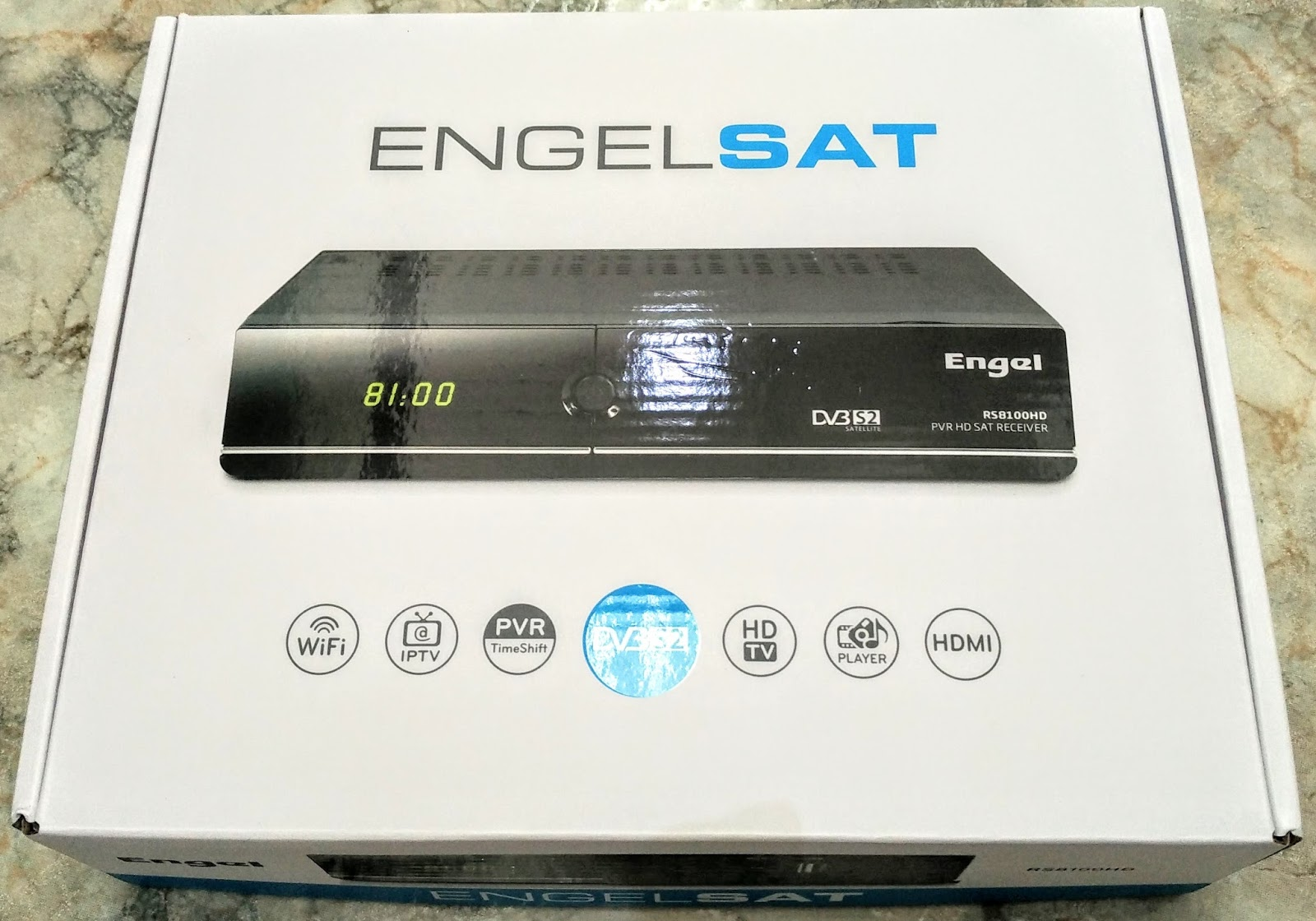 Jfulgen blog engel rs8100hd actualizar firmware - Engel rs8100hd carrefour ...