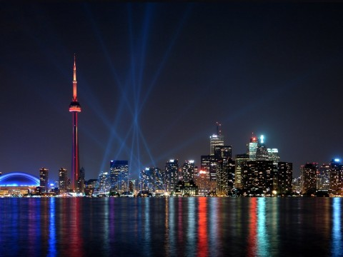 Toronto Is The Crossroads Of Whether They Are Meeting Their Many Cultures And Nationalities Largest City In Canada With Few Skyscrapers
