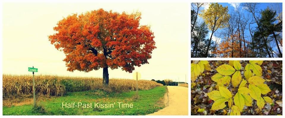 Half-Past Kissin' Time