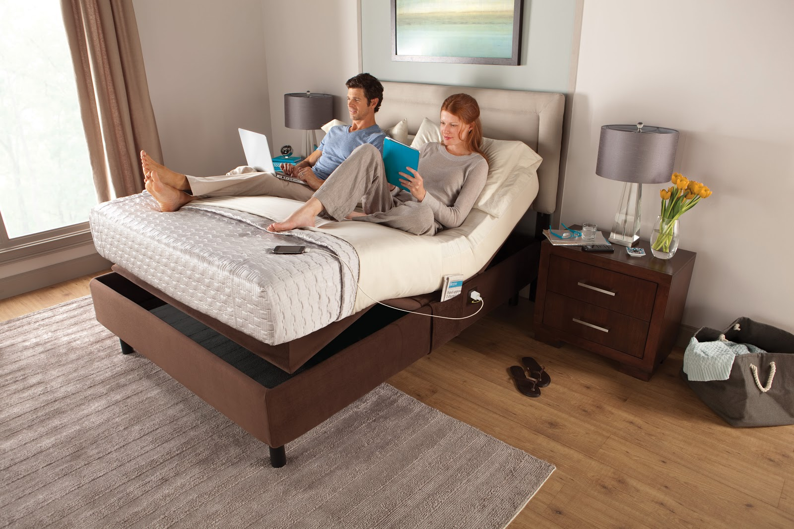 Simmons Nu-Flex Bed Base