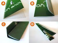 Fazendo porta copos de papel, parte 1: dobrando as tiras