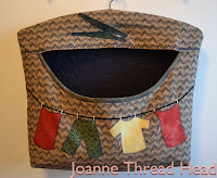 Clothes Pin Bag Pattern