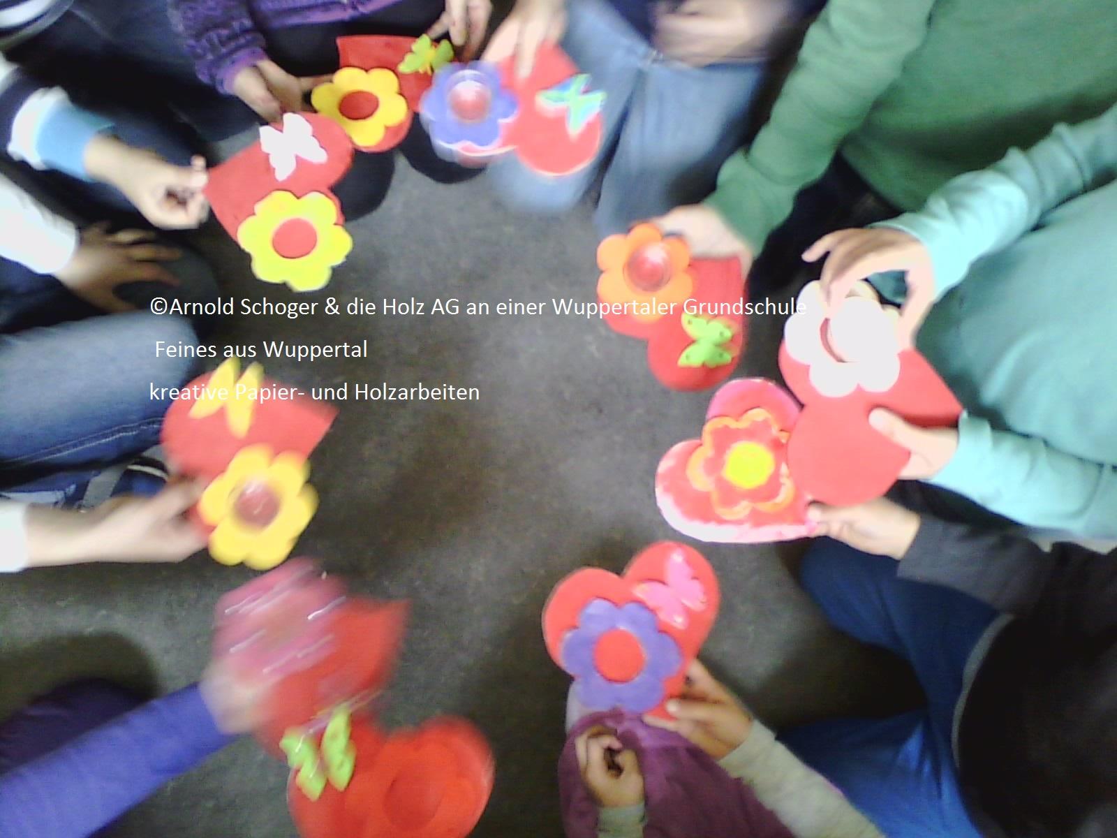 Laubs gearbeiten f r und von m dchen und jungs muttertag for Muttertagsgeschenk grundschule