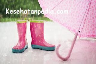 Tips menjaga kesehatan saat pancaroba dan musim hujan tiba