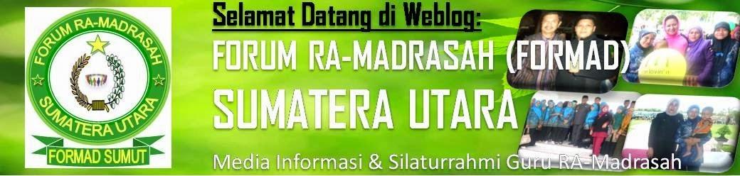 Forum RA dan Madrasah Sumatera Utara