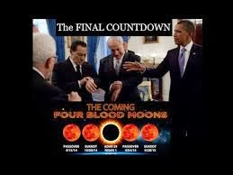Four 4 Blood Moons Peace Agreement