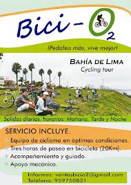 Lima en Bicicleta