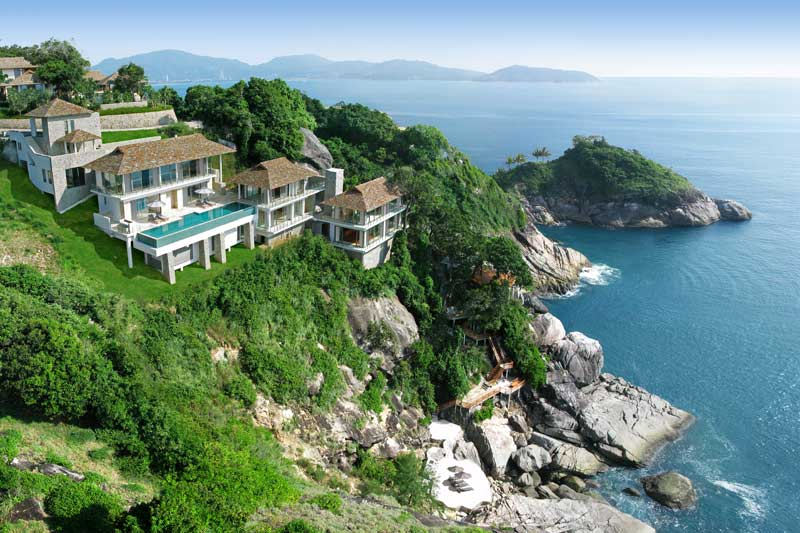 Beautiful Homes On The Cliff Villa Liberty