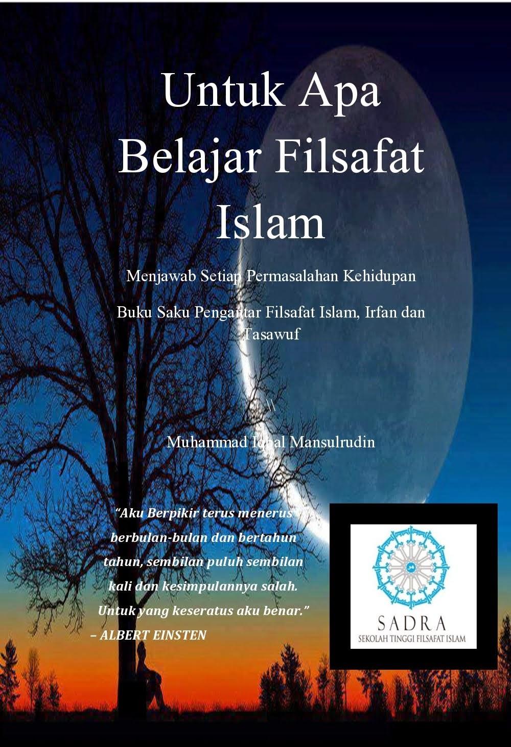 BUKU PENGANTAR FILSAFAT ISLAM