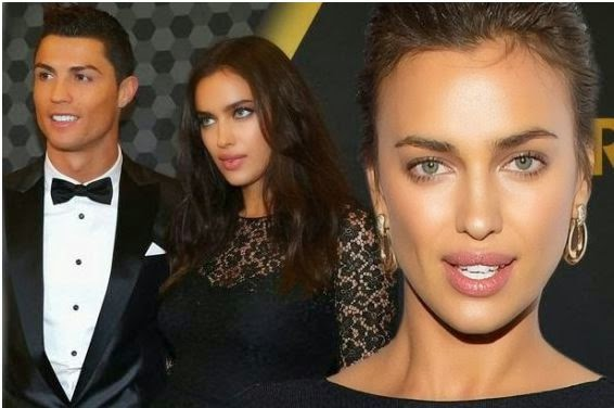 Cristiano Ronaldo dumped by Irina Shayk for text messages from women on his phone