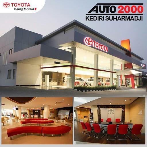 Dealer Mobil Toyota Auto 2000 Kediri Suharmadji